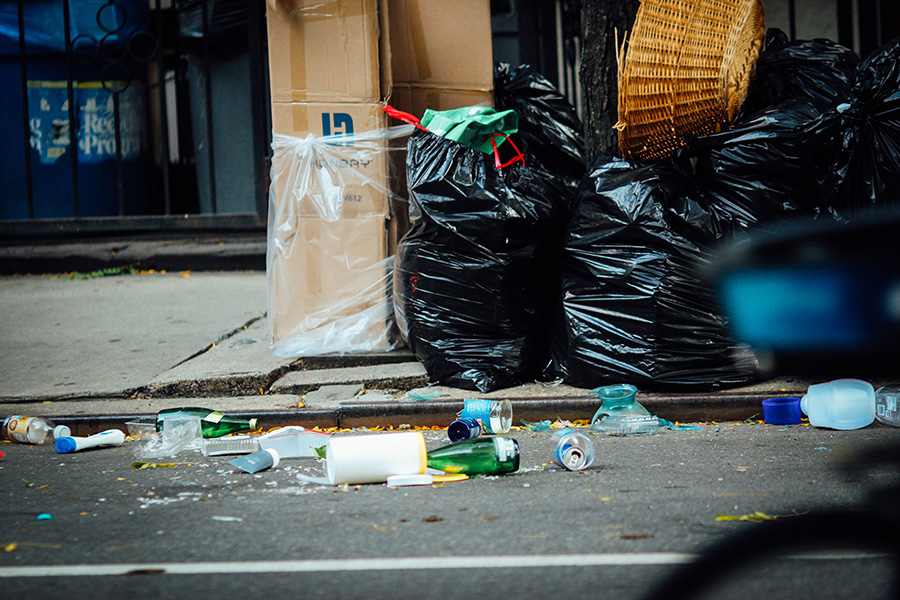 ISG Investigatons fly tipping